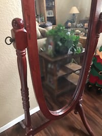 Standing mirror—Blurring is for privacy! El Paso, 79912