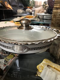 Versace a pot for hot  food brand new Toronto, M6A 3A8