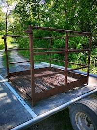 Steel Lift Cages