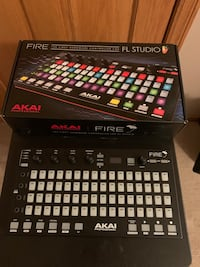AKAI Fire Controller 2019 Saint Cloud, 56304