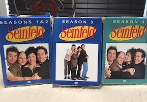 SEINFELD DVD SET