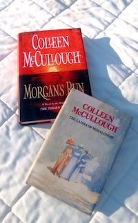 Colleen McCullough Books High Point, 27262