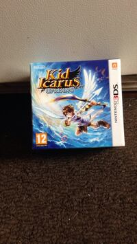 Nintendo 3ds Kid Icarus (Europe game) South Plainfield, 07080