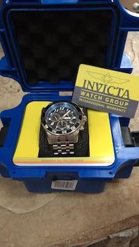 Invicta Chronograph Pro Divers watch Harpers Ferry, 25425