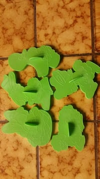 Easter theme cookie cutters, all five for $5 Tracy, 95304