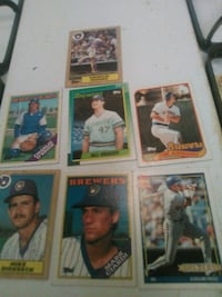 Topps baseball-brewers Silver Spring, 20910
