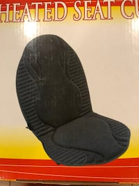 black and gray fabric padded chair Markham, L3P 7E5