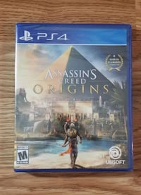 Assassins creed origins for ps4 playstation 4 Chantilly