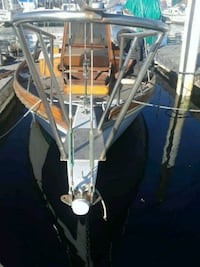 Custom madeboat accessories off 27 ft on deck doub California, 90744