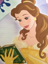 Disney Princess Bell poster Wilmington, 28401