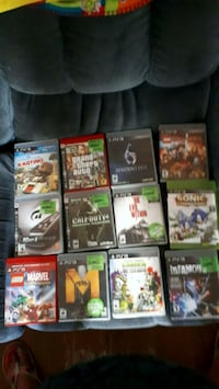 PS3 GAMES  $5  EACH Stratford