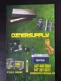Ozner Supply Delivery Vaughan, L4H 0E2
