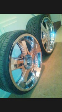 Used 22 Inch Rims For Sale In Lawrenceville Letgo