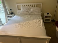 IKEA bed and night stands San Diego, 92108