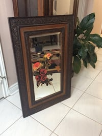Antique Beveled Mirror Courtice