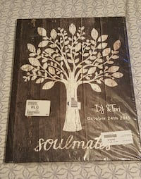 "Tree Of Love 16"" x 20"" Canvas  NEW"