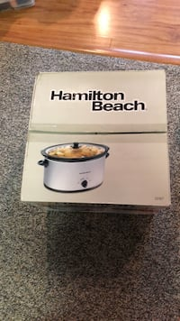 Hamilton beach crock-pot slow cooker Olney, 20832