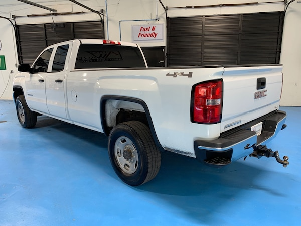 GMC Sierra 2500HD available WiFi 2015 6