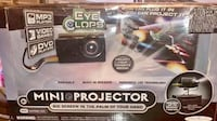 "Eye clops 60"" projector  Trenton, 45067"
