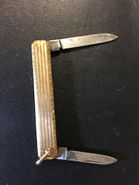 Rare Antique OMD GF Gentleman's pocket Knife Liberty, 27298