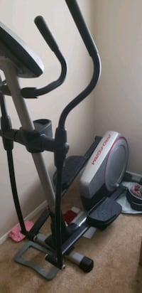 black and gray elliptical trainer Fort Meade, 20755