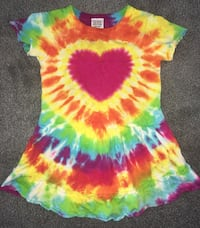 Tye-Dye Dress (Size 12 mos.) Oil City, 16301