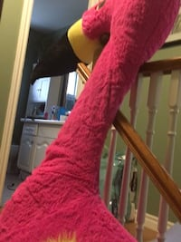 Big pink flamingo about 5/6 ft tall Kitchener, N2P 1L3