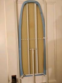 Honey Can Do hanging ironing board.