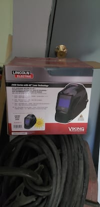 Lincoln 2450 series viking black