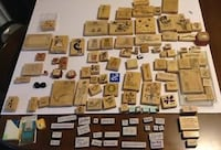 New rubber stamps- calling all scrapbookers/teachers/Etsy sellers Mississauga, L5J 3M9
