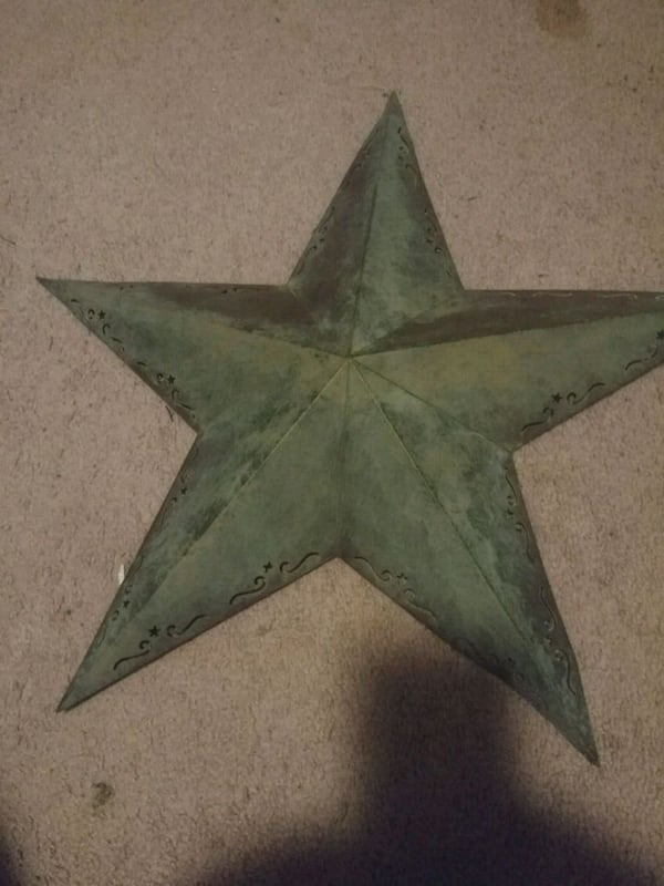 Used Rustic Star Home Decor For In