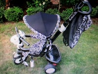 New - Smart Trike 4 in 1 touch steering chic trike Vancouver, V5M 3V7