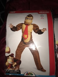 30$ Donkey Kong costume Size: (Small) 4-6 with accessory  Miami, 33147
