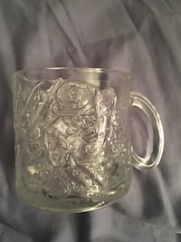 Collectible Riddler glass cup Alexandria, 22311