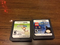 2 nintendo ds game cartridges Manchester, 08757