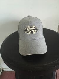 New Land Rover Gray Embroidered Adjustable Hat Columbia, 21045
