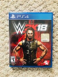 WWE 2k18 for PS4 - $20 Camillus, 13031