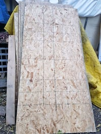 OSB Sheets For Sale 3/8 & T&G Edmonton, T6L 2K3