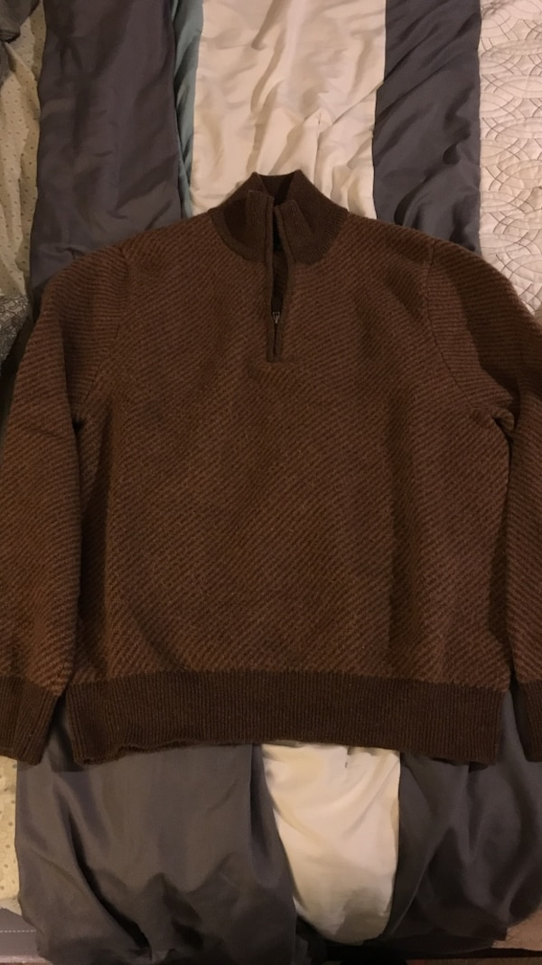 brown sweater %100 camel hair 3ed4bf58-a964-4506-ab83-576004c003f5