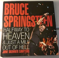 Bruce Springsteen Halfway to Heaven & Just... Catonsville, 21228