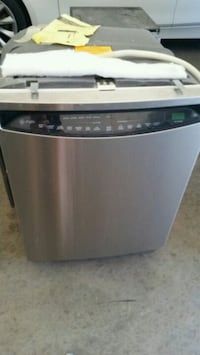 stainless steel and black dishwasher Tucson, 85747