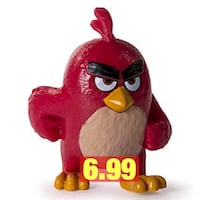 Angry birds gift toy  Hamilton, L8W 3A1