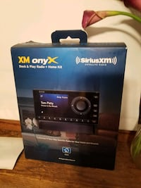 Sirius XM ONYX Radio+Home Kit Norwich, 06360