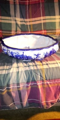 Antique Victoria ware bowl