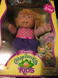 Cabbage patch kid a limited edition.