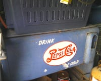 blue pepsi cola box Brownstown Charter Township, 48183