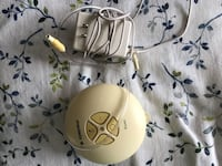 white Medela musical with charger Nanaimo, V9S 0A4