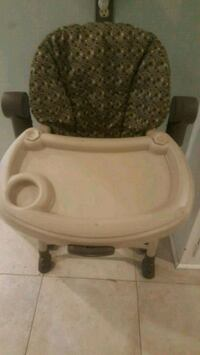 Graco adjustable height HIGH chair Lafayette, 70503