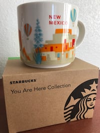 Starbucks You Are Here Collection - New Mexico, 14 Fl Oz Upland, 91784
