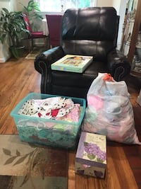 Gently used/new baby girl clothes  Alexandria, 22308